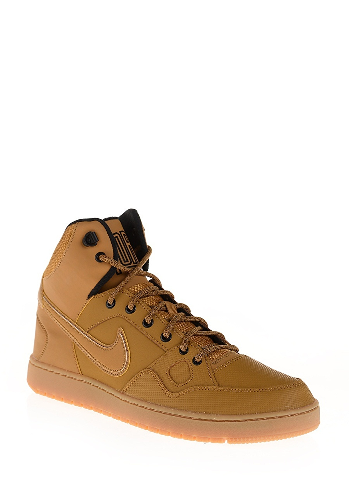 ca430652e929 Nike Erkek Son Of Force Mid Winter Wheat Wheat-Black-Gm Lght Brwn ...